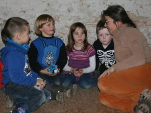 Kindergeburstag Berlin Brandenburg