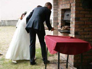 Hochzeit Berlin Brandenburg mit dem symbolischen Startschuss Ihrer Ehe
